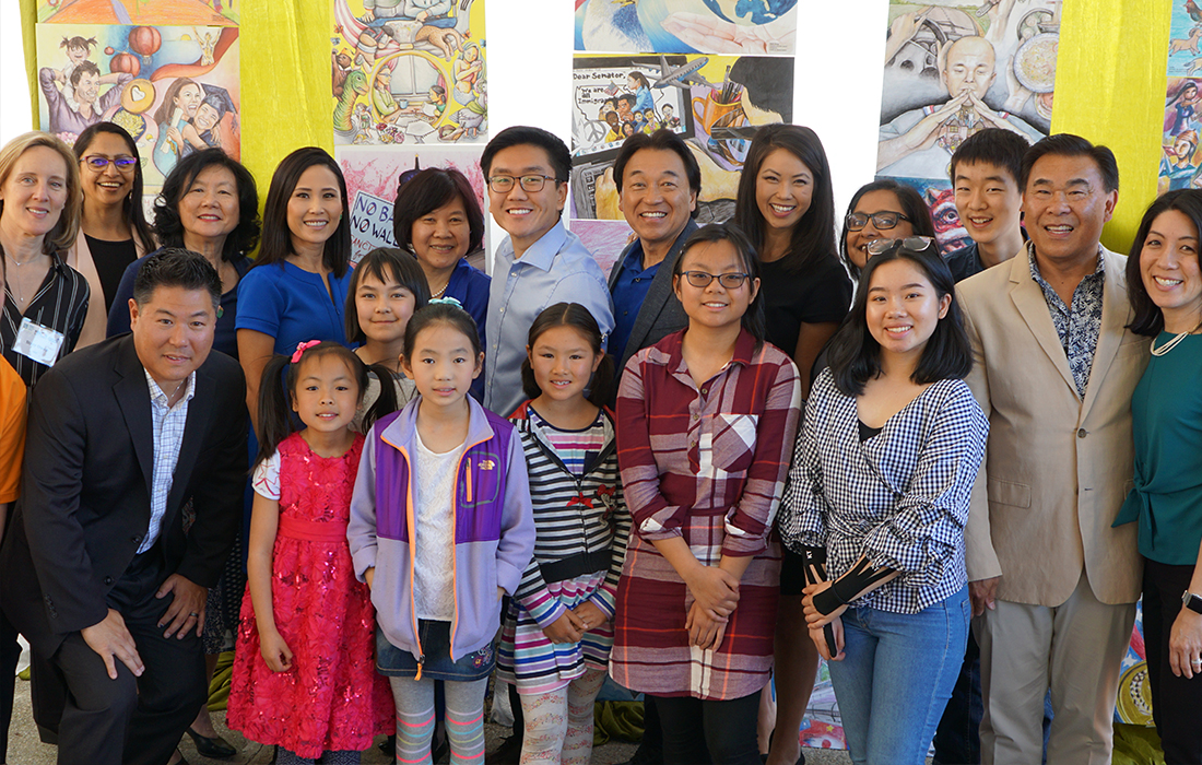 2018 NBC Bay Area Asian Pacific American Month