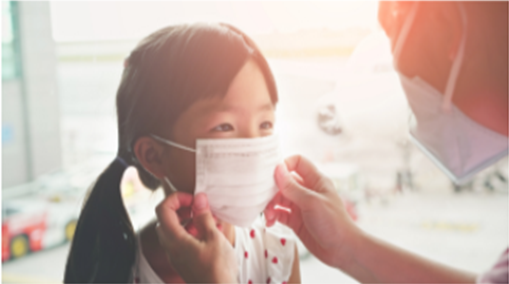 Healthy Living Blog – How to Help Children Get Used To Wearing Masks