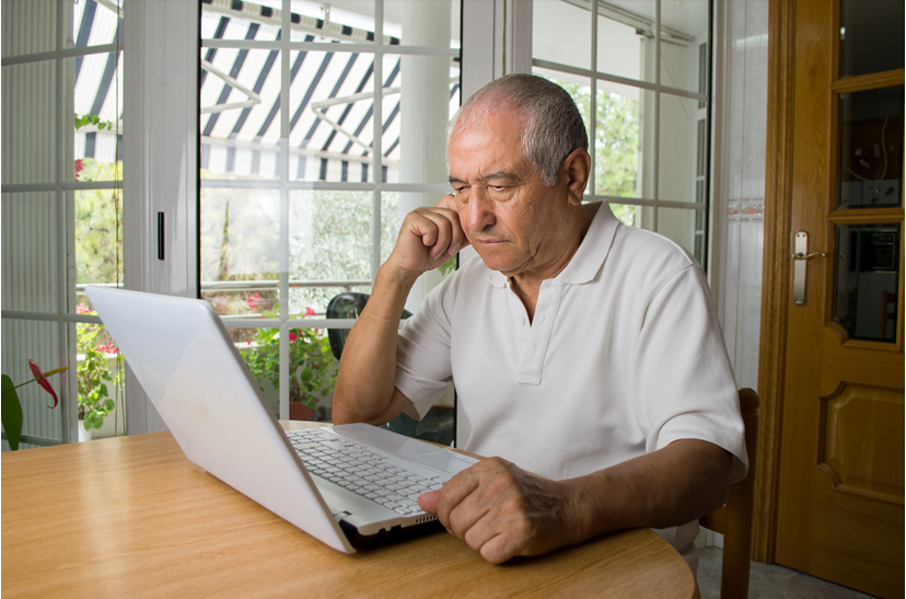 Healthy Living Blog – Loneliness and Social Isolation in Older Adults during the Holiday Season